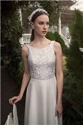 תמונות של שמלות כלה ערבה פולק - שמלות כלה
