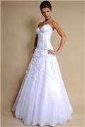 תמונות של שמלות כלה עידן בלבן