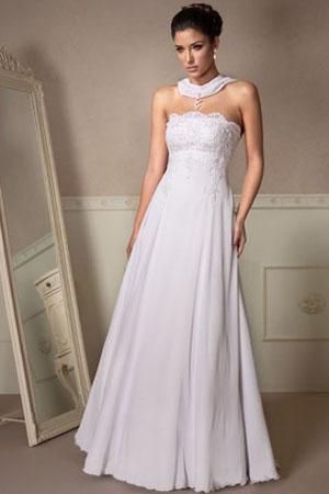 שמלות כלה חנה דאי - עיצוב שמלות כלה וערב סוג בד תחרה