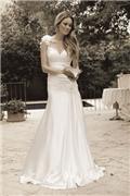 תמונות של שמלות כלה כלולות - עמליה צופן