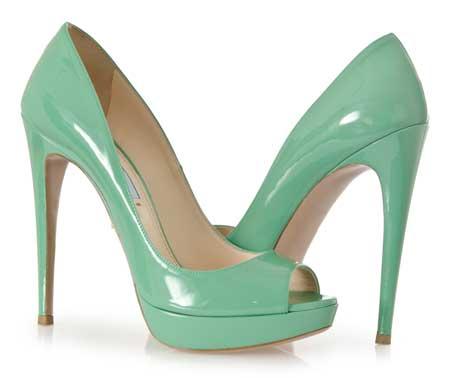 נעלי כלה גבוהות