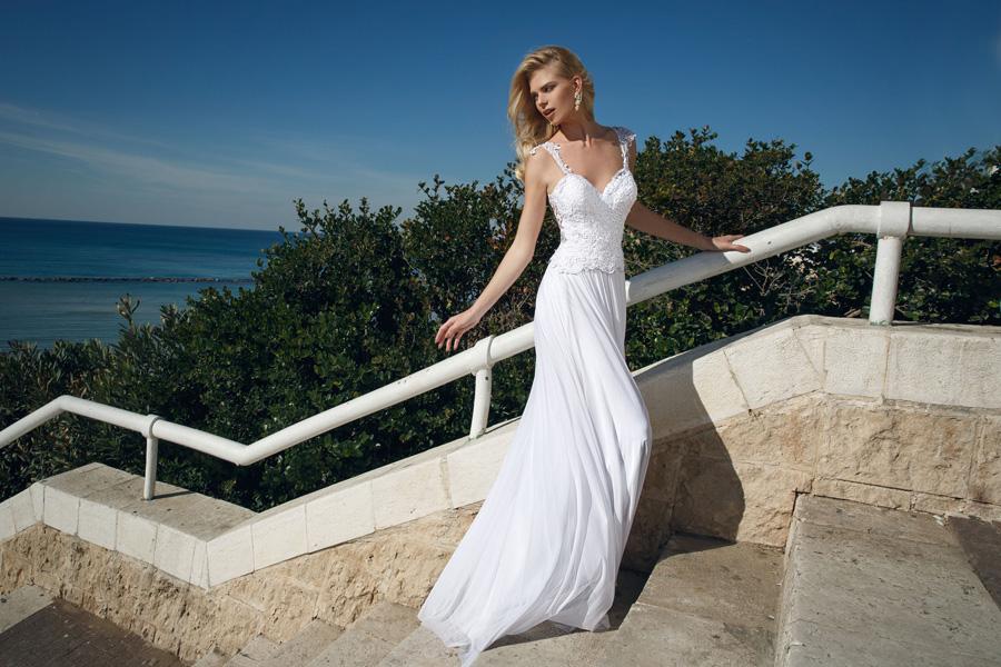 שמלת כלה אורירית