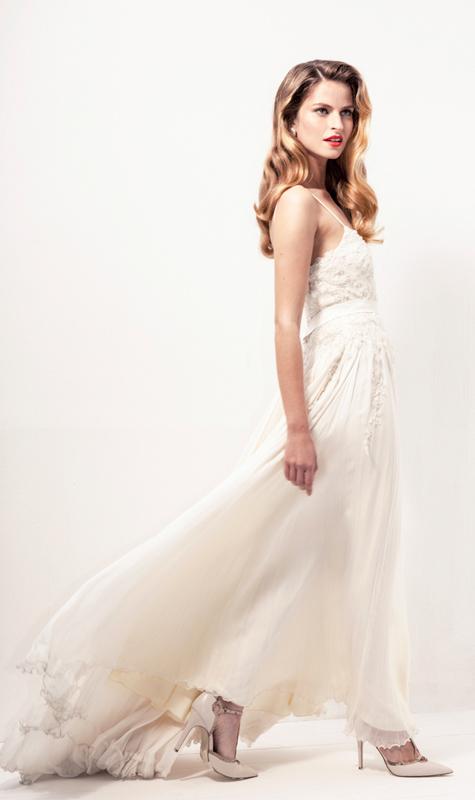 קולקציית שמלות כלה של אניה פליט 2013