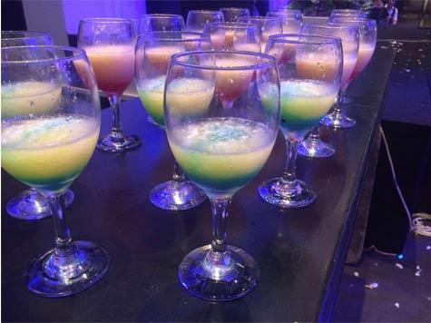 משקאות אלכוהוליים מככבים בחתונה