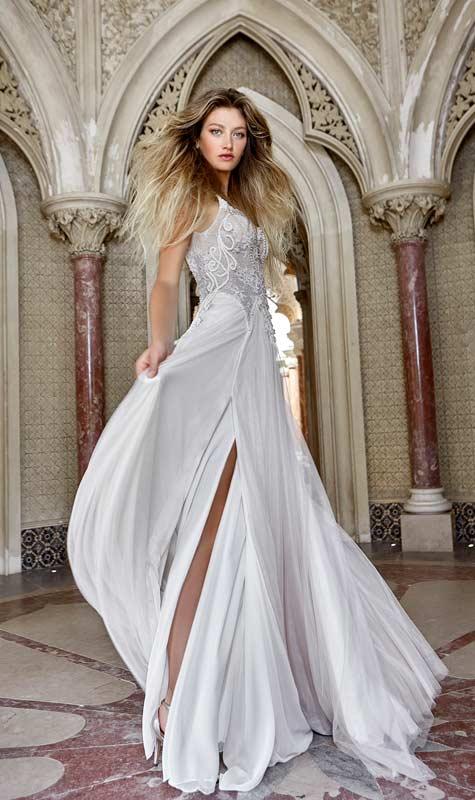 שמלת בוהו שיק