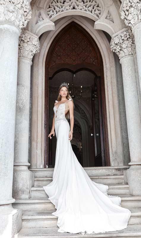 שמלת כלה במראה קלאסי