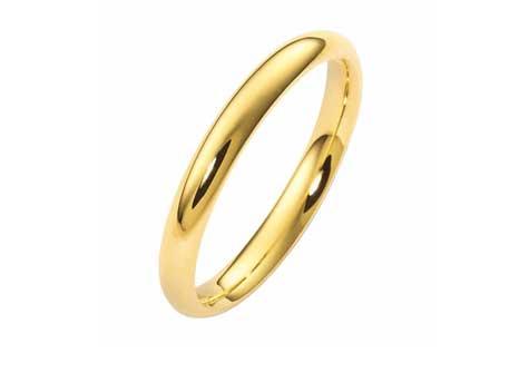 טבעת נישואין סיגנון נקי
