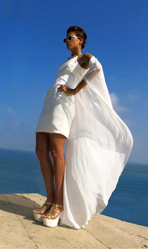שמלת כלה, ציון ענבה