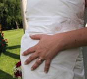 כלה בהיריון