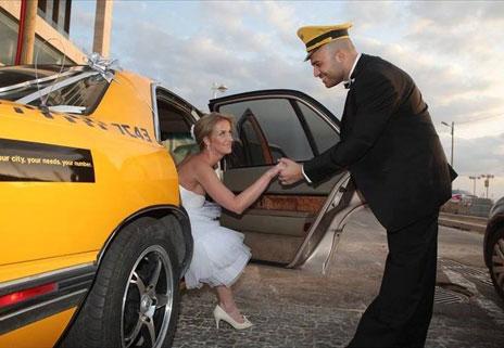 """מונית """"היישר"""" מניו-יורק"""