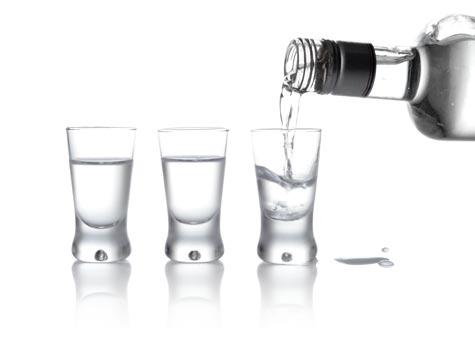 וודקה- המשקה האלכוהולי הכי פופלרי