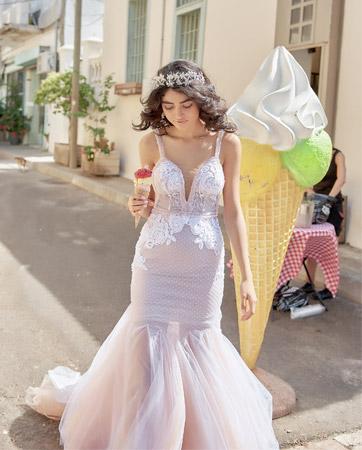 קולקציות שמלות כלה 2017