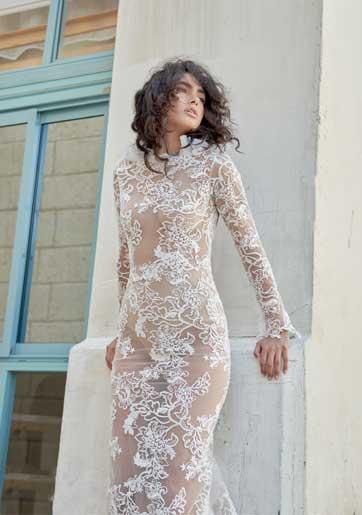 מה חדש במראה שמלות הכלה...