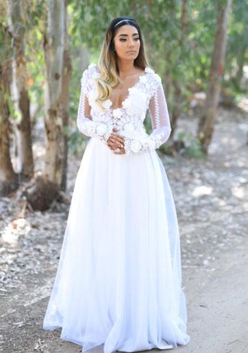 שמלת כלה במחיר חלומי...