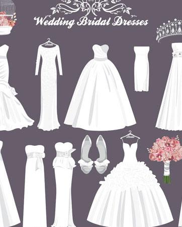 שמלות כלה: למלאות בלבד!
