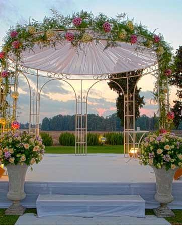 7 סיבות מצוינות להתחתן בגן ויקטוריאני