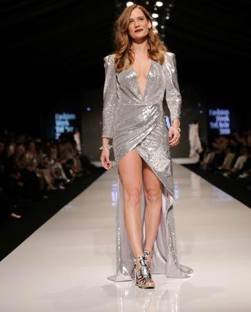 'הכוח הנשי' של שבוע האופנה בתל-אביב