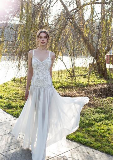 סוגרים שנה: שמלות כלה במחירים שווים