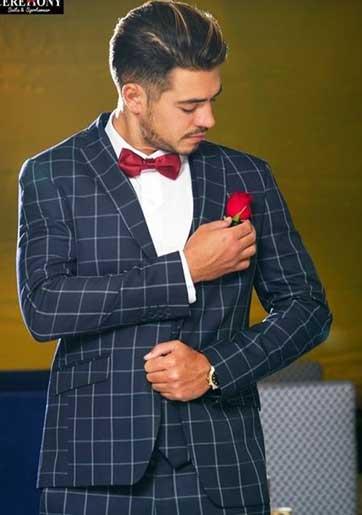 חליפות גברים קיץ 2017