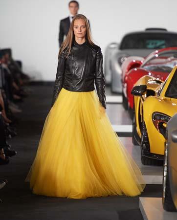 שבוע האופנה בניו יורק: פתיחת ירייה עם ראלף לורן