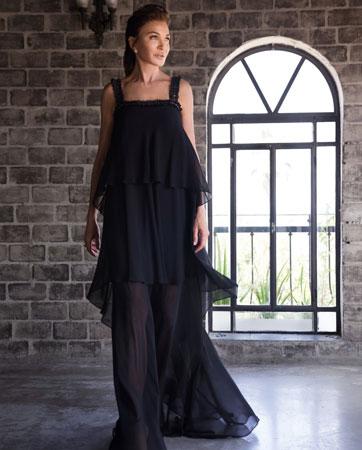 'משכית' מציגה: שמלות ערב לחתונה