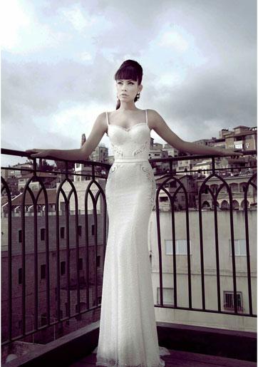 האגדה: שמלת כלה 'מרזה'