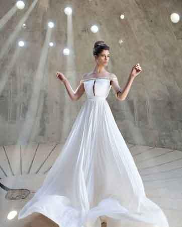 דור ה-Z מציג: שמלות הכלה העתידיות